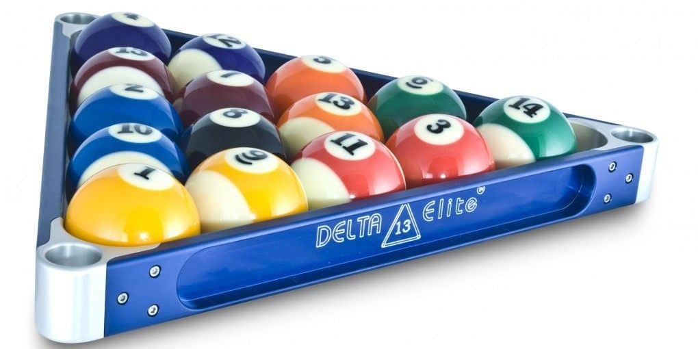 custom pool ball set