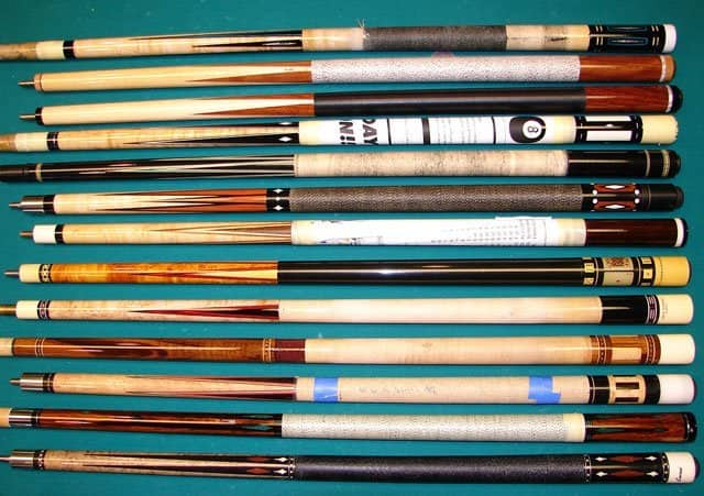 nick varner pool cues