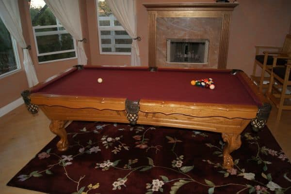 connelly pool tables