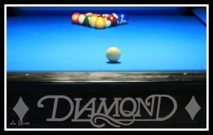 Diamond Foot CoinOperated Smart Pool Table Review CuesUp - Diamond smart table