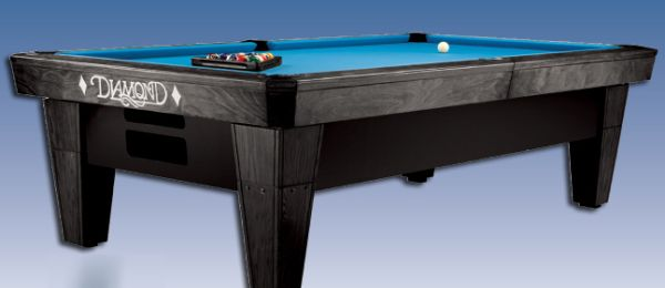 Diamond 9 Foot Coin Operated Smart Pool Table Review