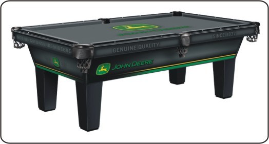 Olhausen Pool table John Deere
