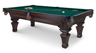 Olhausen third best pool table brand