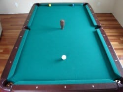 how to play bottle pool