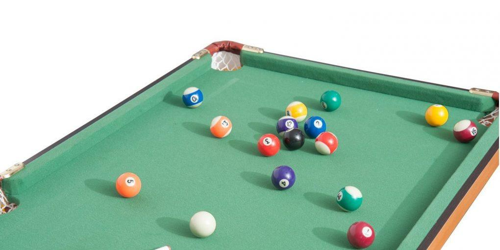 folding pool table reviews