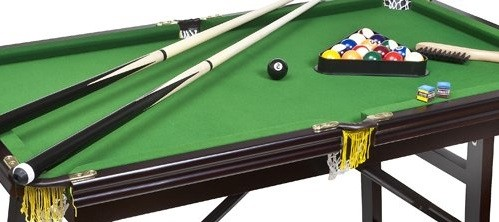 Fold Up Pool Tables