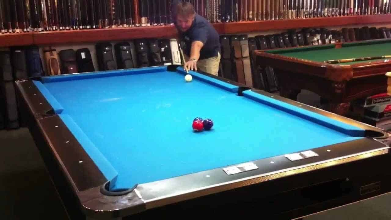 rules to play Three Ball Pool