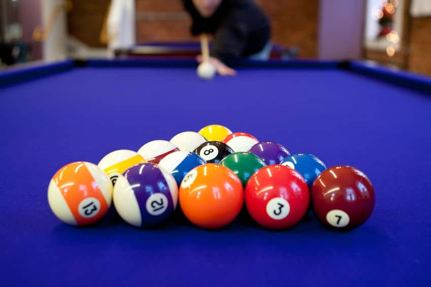 call-pocket billiards
