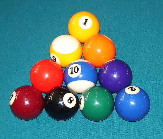 how to rack 10 ball