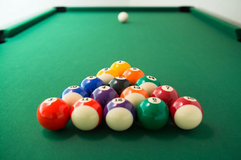 rules of Chinese 8-Ball