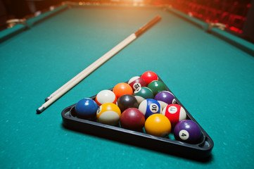 how to play Honolulu billiards