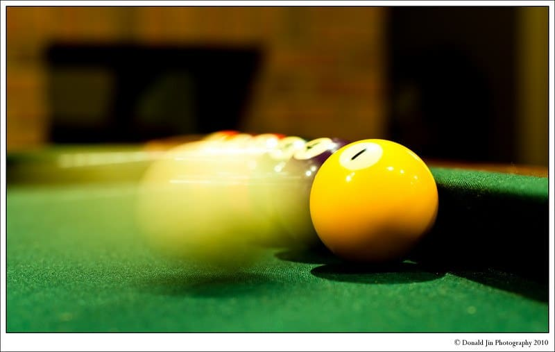 Play 15 Ball Billiards